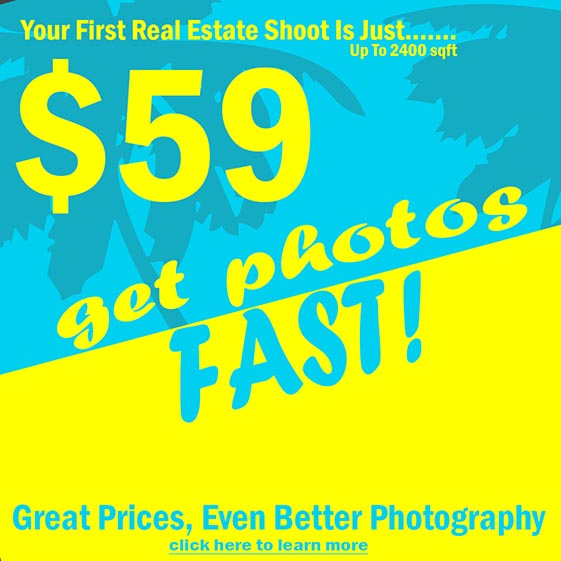 Real Estate Photography Services & Pricing For Minneapolis, MN | $59 First Shoot